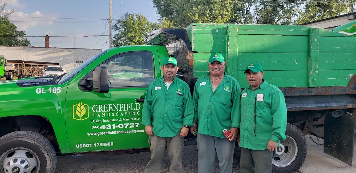 Greenfield Landscaping design, installation, maintenance