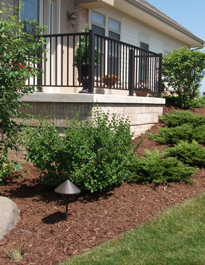 Wisconsin luxurary homes landscaping company